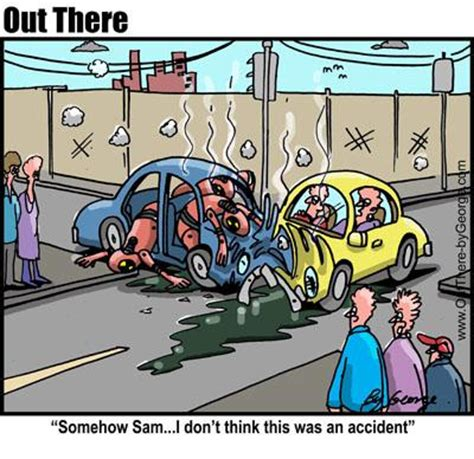 How to Write an Accident Report - City Collision
